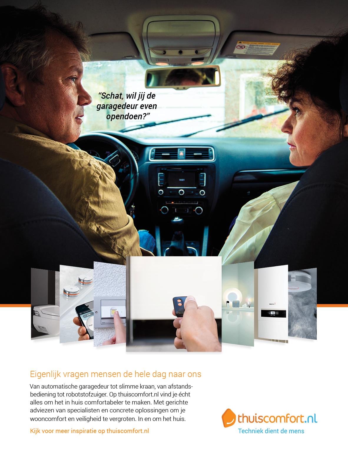 ba886136857 Fonk - Bureaus: Branding A Better World zet in op thuiscomfort.nl
