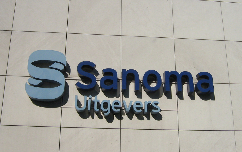 Sanoma flink in de plus