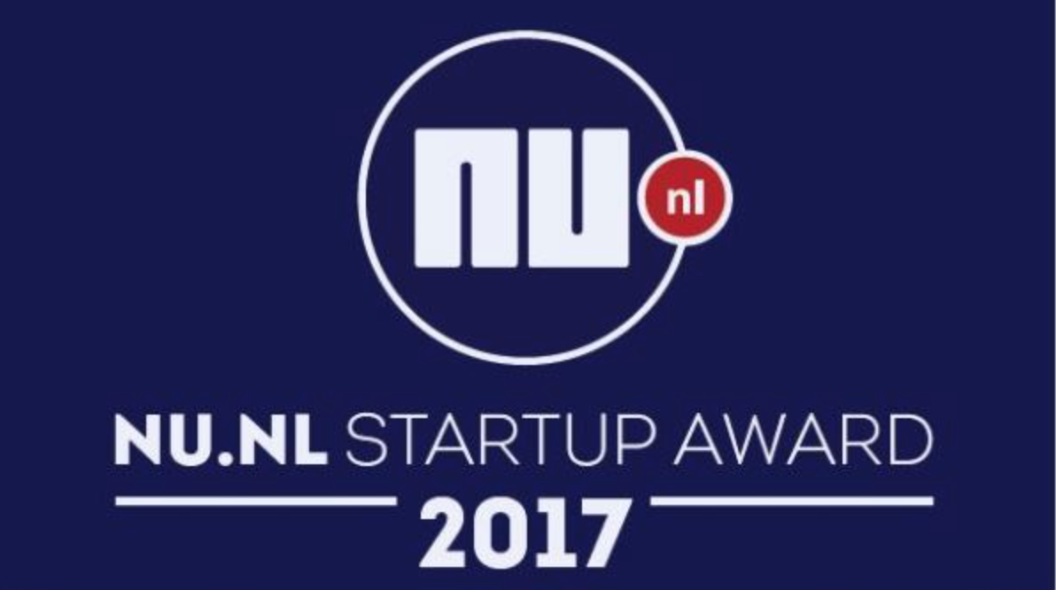 Inkless wint NU.nl Startup Award 2017