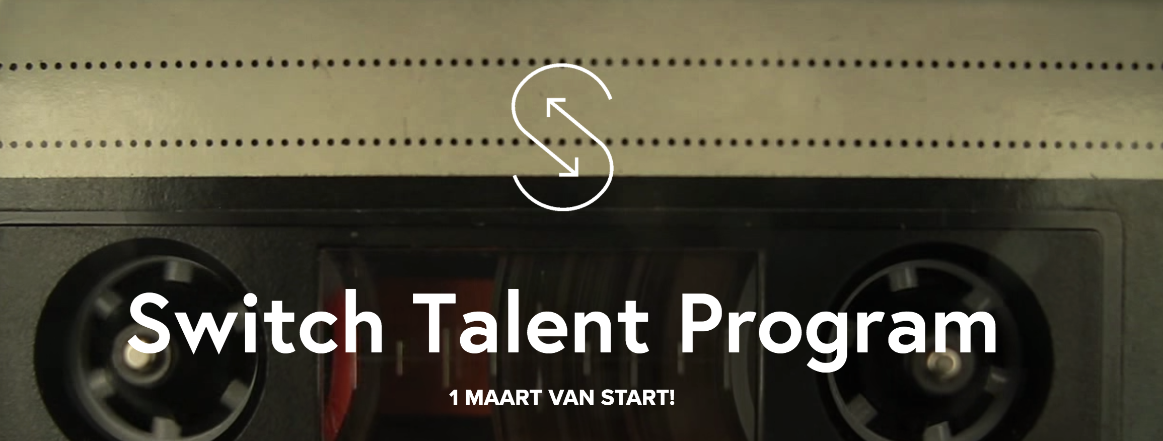 Switch Talent Program voor jonge reclamecreatieven van start