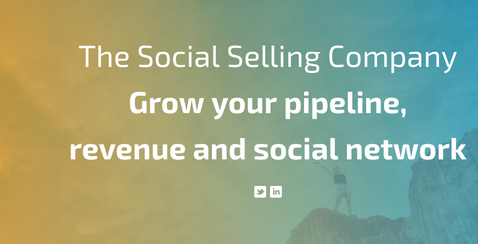 The Social Selling Company van start