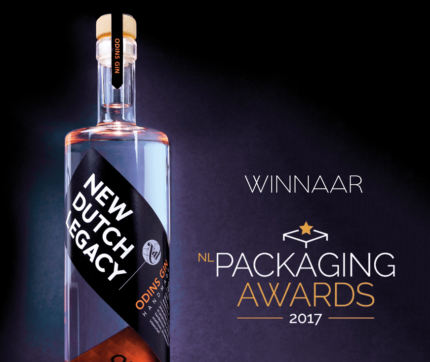 BRUMdesign wint bij NL Packaging Awards
