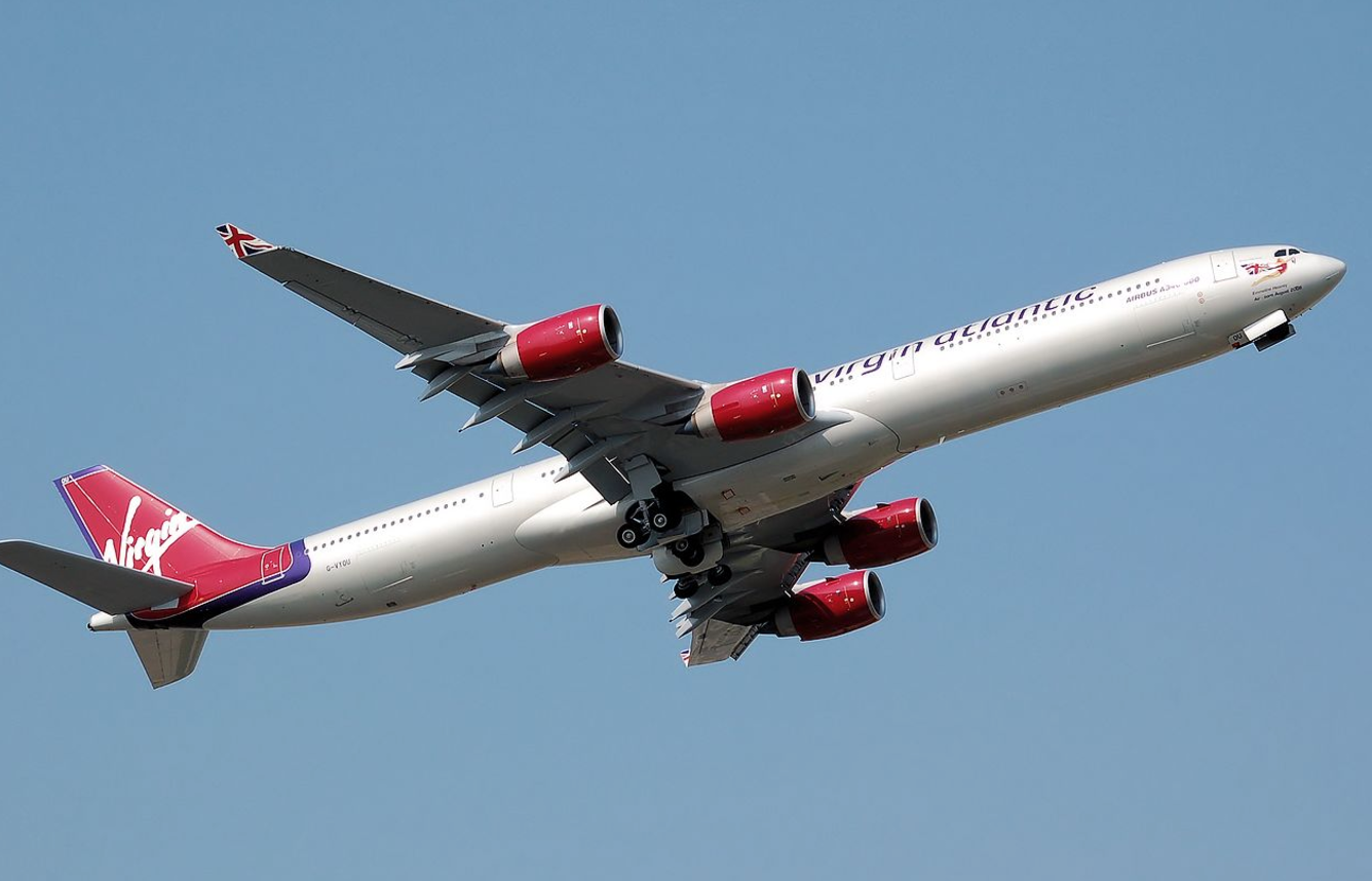 Air France-KLM neemt fors belang in Virgin Atlantic