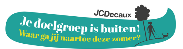 JCDecaux introduceert Total View Veerpont in Amsterdam
