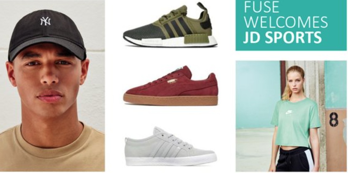 FUSE welcomes JD Sports