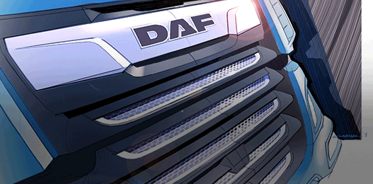 DAF Trucks kiest Your Social