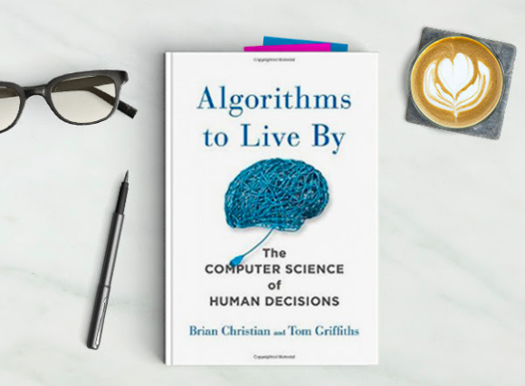 Leuke giveaway: Algorithms to live by