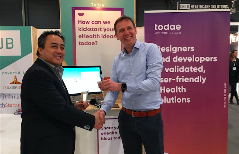 One Shoe meets eHealth: Todae