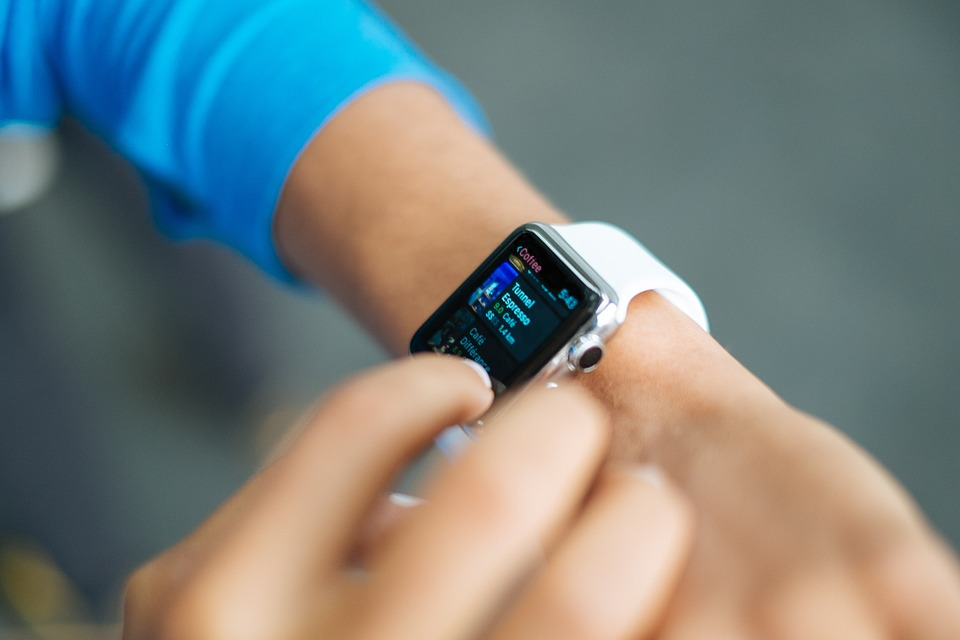 Smartwatches toch in de lift