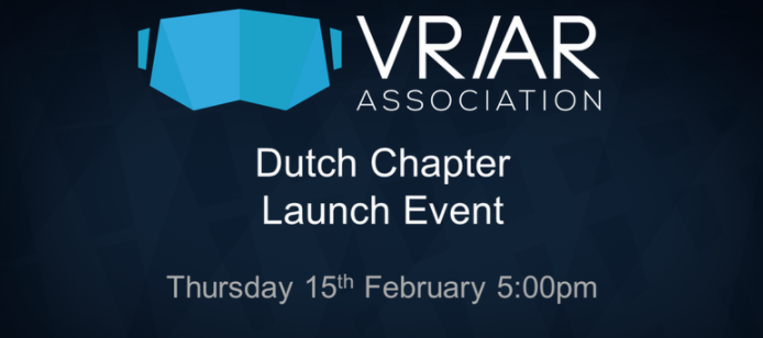 Kick-off Amsterdam Chapter VR/AR Association