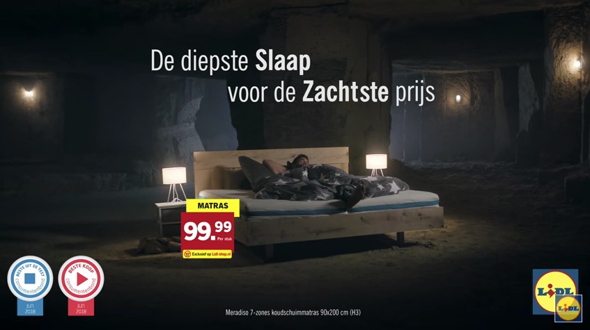 Koudschuim Matras Lidl : Fonk marketing lidl matras best getest èn beste koop