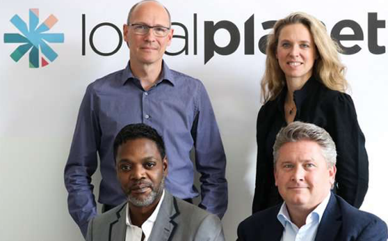 Local Planet netwerk verstevigt internationaal team