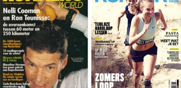 Runner's World en Bicycling naar Hearst Netherlands