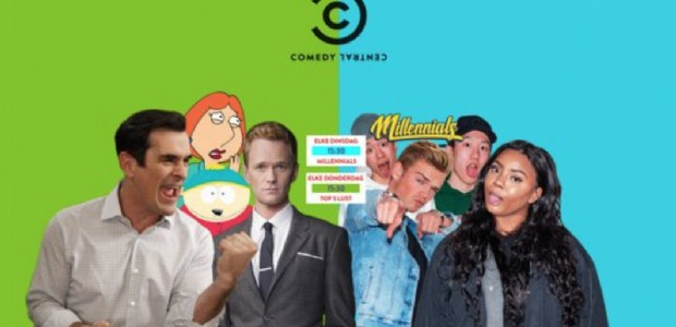 Spike en Comedy Central sluiten partnership met Hot Pepper