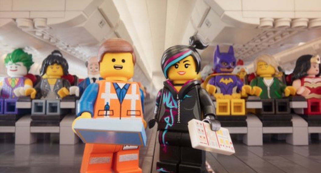 Turkish Airlines lanceert safety video met LEGO-animatie