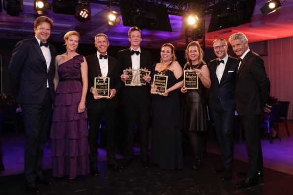 Action is 'ABN AMRO Retailer of the Year'