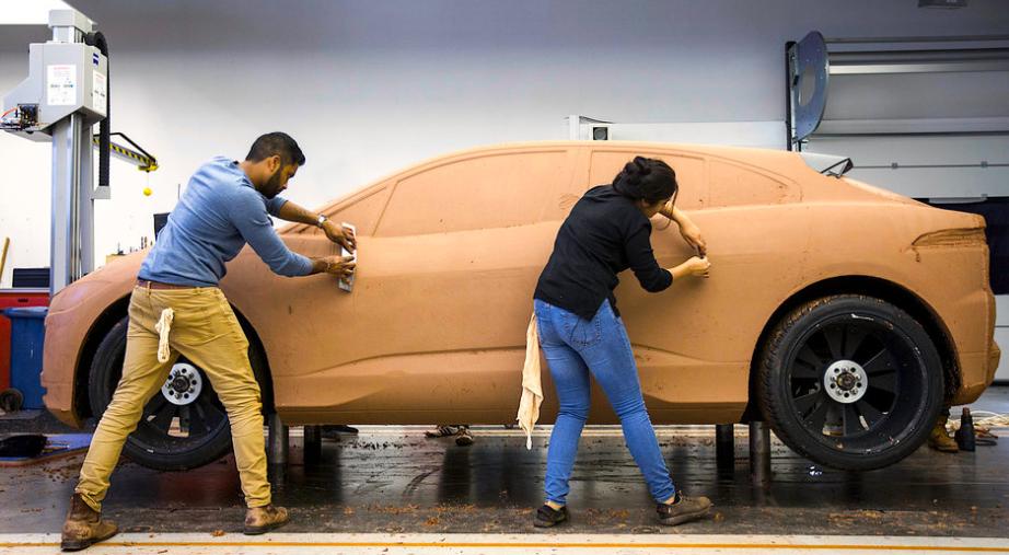 Fonk Marketing Jaguar Komt Met Documentaire Over Elektrische Auto