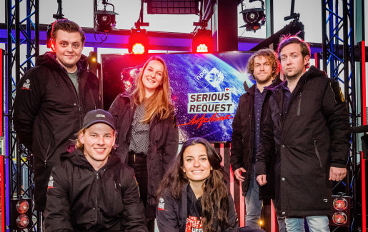 3FM Serious Request: Lifeline tourt door Nederland