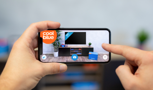 Coolblue gaat voor augmented reality
