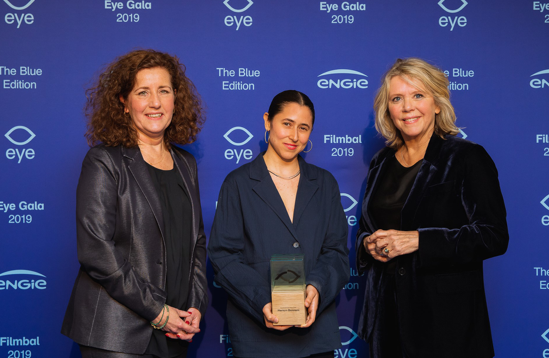 Meriem Bennani winnaar van de Eye Art & Film Prize 2019