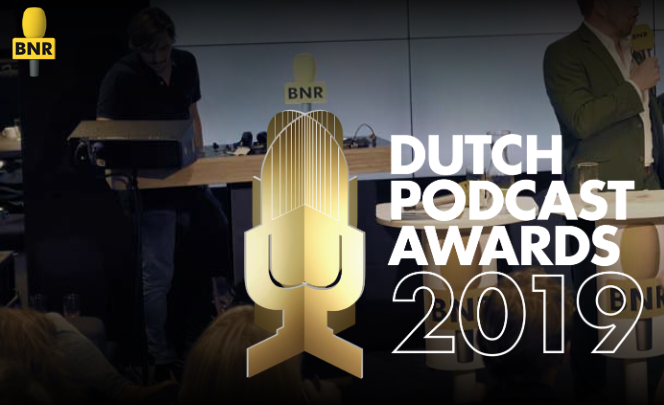 Nominaties Dutch Podcast Awards