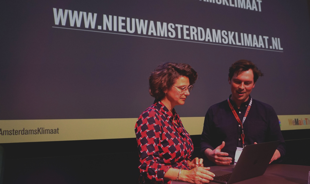 Digital Natives ondersteunt WeMakeThe.City