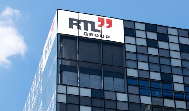 Omzet digitale diensten RTL Group flink gestegen
