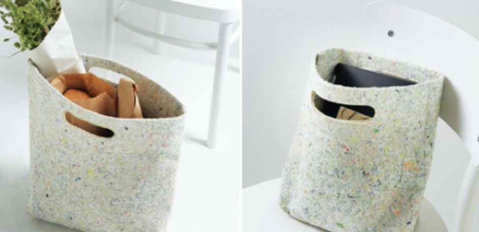 IKEA en Nederlands i-did lanceren collectie van gerecycled textiel