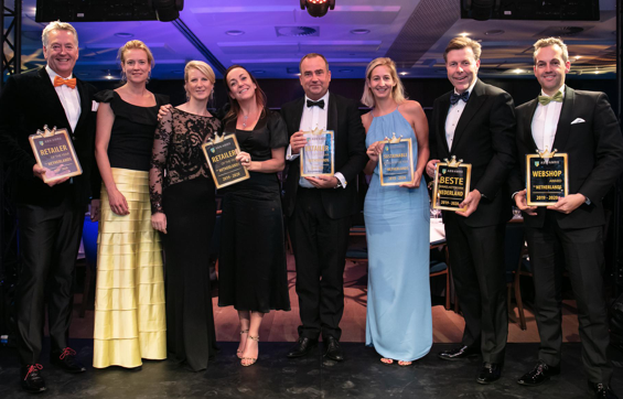 Bol.com is 'ABN AMRO Retailer of the Year the Netherlands' 2019-2020