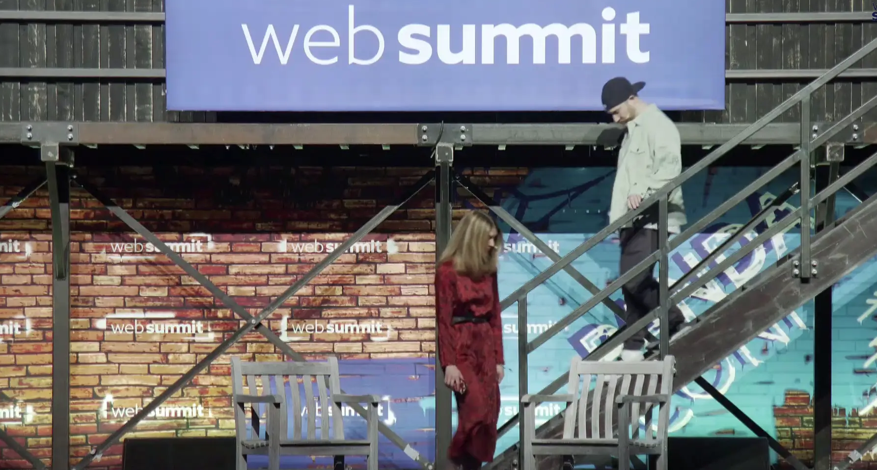 Watch this: #WebSummit snacks day 2
