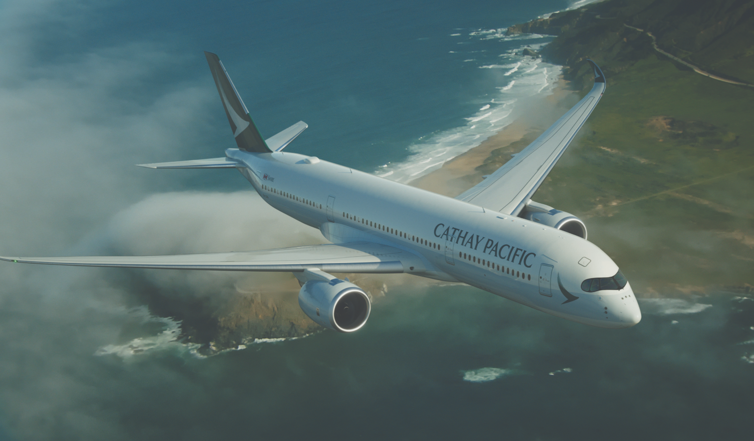 Cathay Pacific selecteert LEWIS
