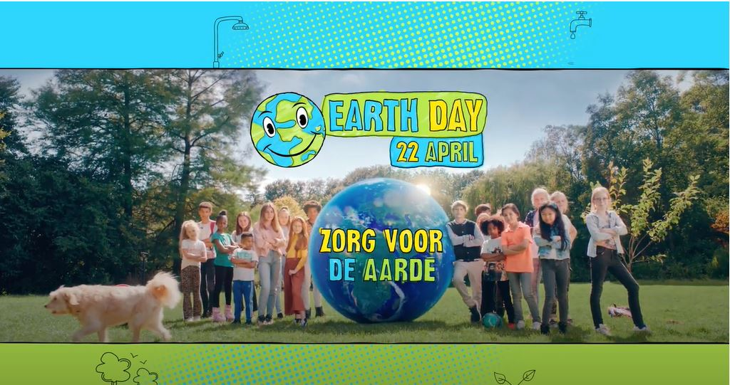 Disney Channel zet zich in voor Earth Day